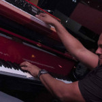 """Feelin' it!  Michael Shand is simply one of the of the """"baddest"""" keyboard players in the city.  His work on the CD is just phenomenal!"""